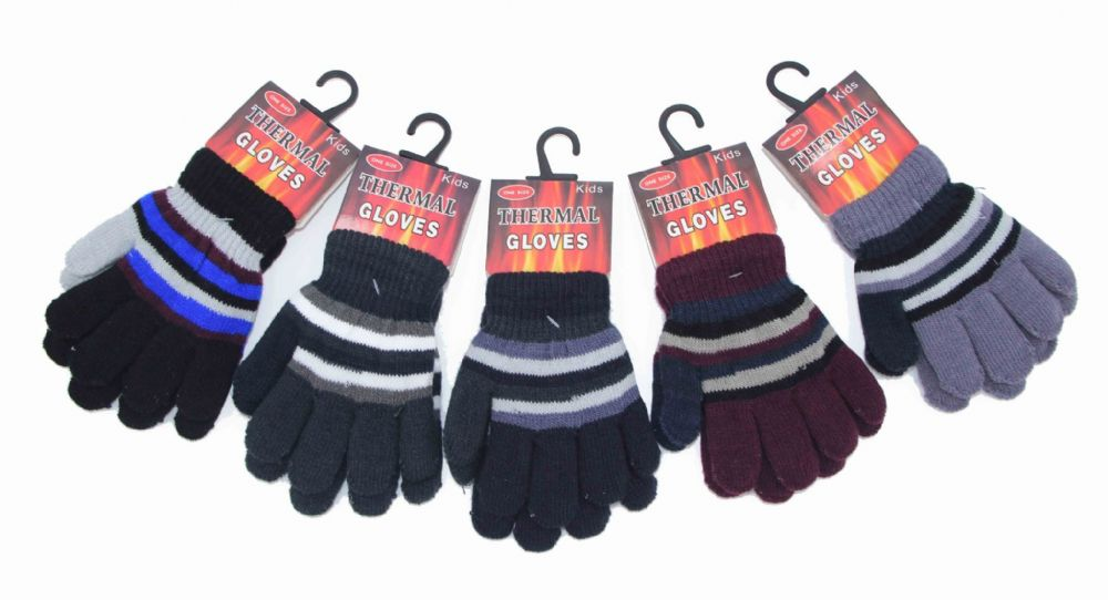 kids gloves thermal winter gloves girls GL698209